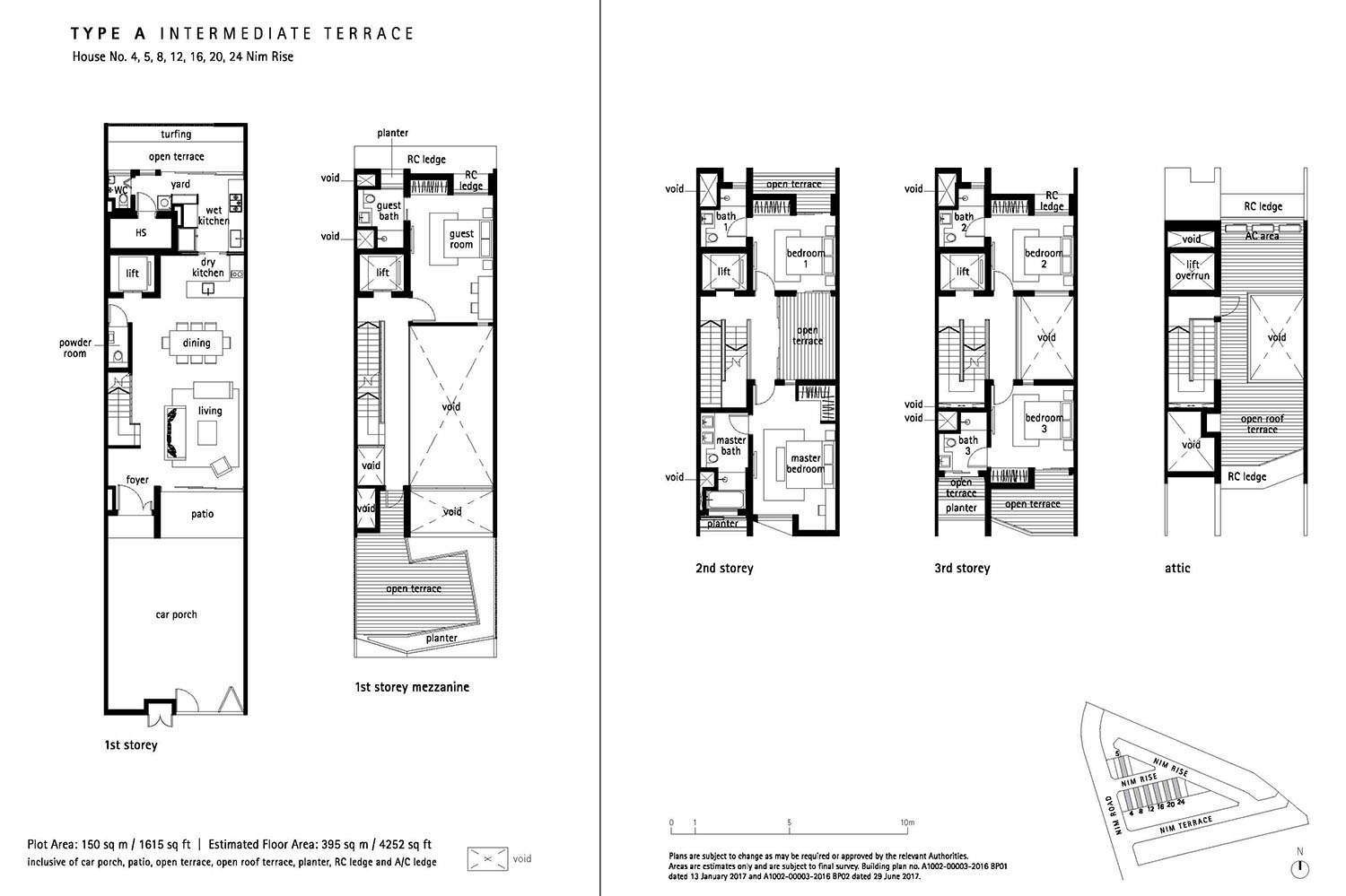 Nim Collection Floor Plan Type A