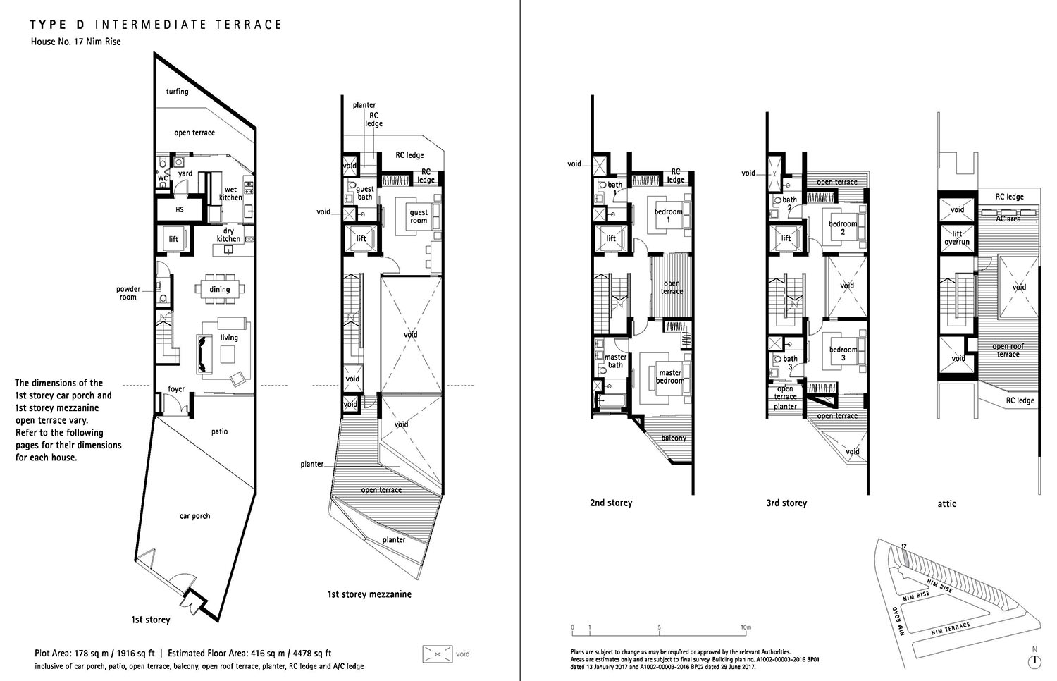 Nim Collection Floor Plan Type D
